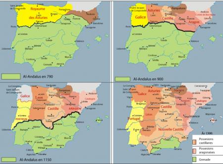 L'espansione della cristianità nella penisola Iberica