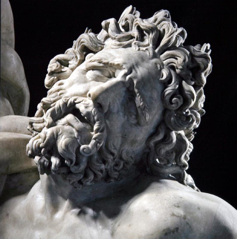 Laocoonte- I sec a C - Musei Vaticani di Roma
