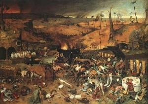 P. Bruegel_trionfo della morte- 1562- olio su tela - Madrid - museo del Prado