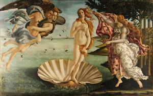 Sandro Botticelli -la nascita di venere