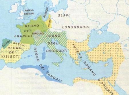 L'ITALIA DI TEODORICO